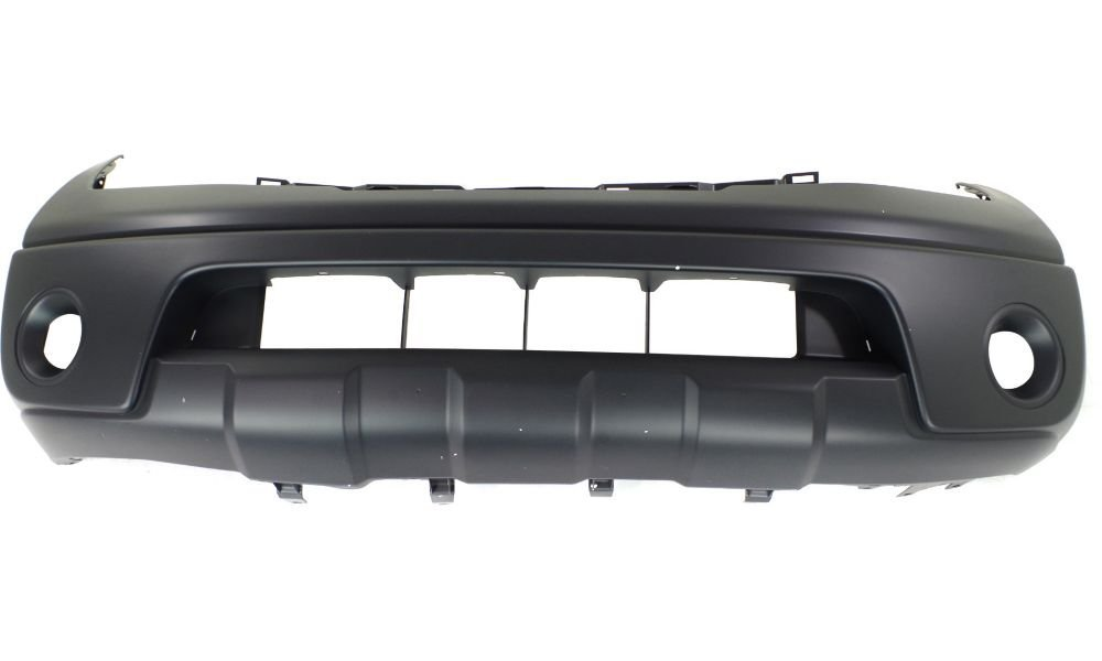 NEW FRONT BUMPER COVER PRIMED FOR 2001-2004 NISSAN FRONTIER NI1000185