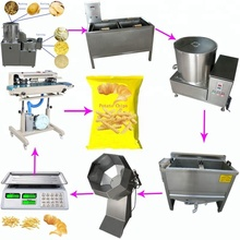 Automatische Aardappel chips snijden snijmachine chips making <span class=keywords><strong>machine</strong></span>