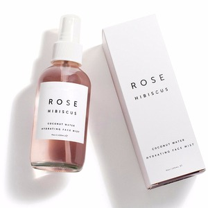 Private Label Skin Care 100% Organic Natural Spray Facial Toner Rose Water