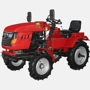 18hp Multi-function Agricultural equipment mini farm tractor walking tractor for sale