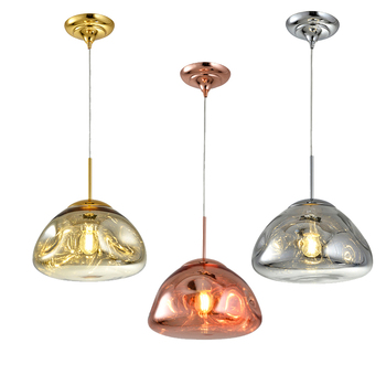 Gl Shade Modern Pendant Lights
