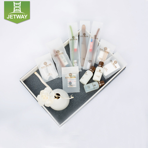 China Wholesale Cheap Disposable items Hotel Amenity, Shampoo, Bathe gel, Soap and Toothbrush kit