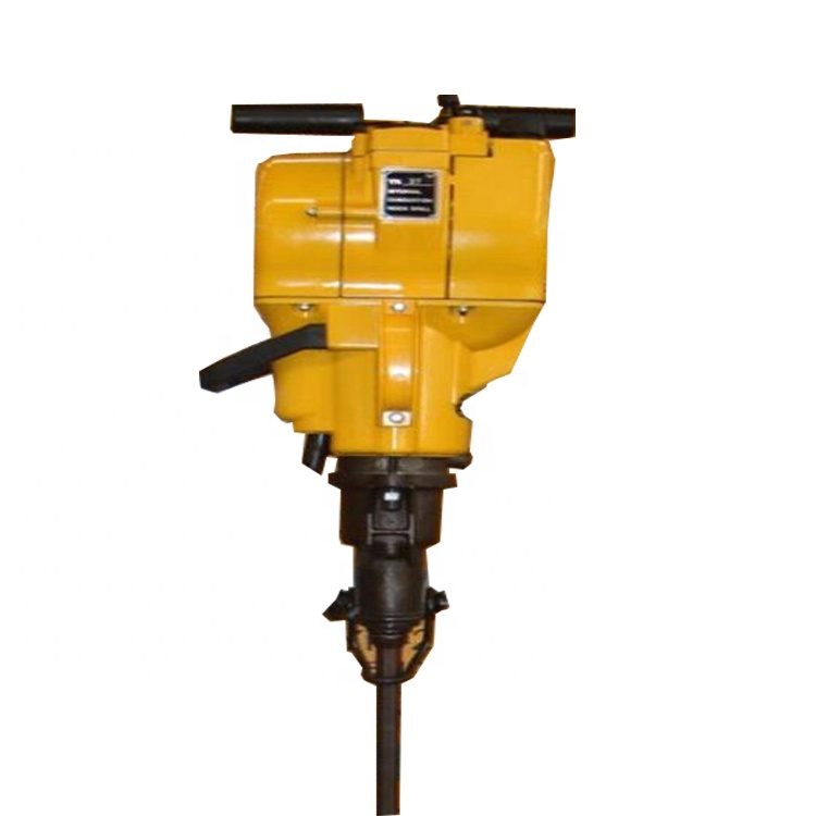 Hand-held combustion type rock drill for sale