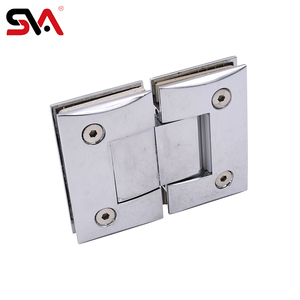 bilateral curved glass shower door hinges/shower door hinge