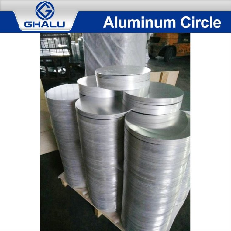 Low price special aluminium circle for road sign
