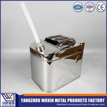 Factory supply polishing jerry cans gasoline