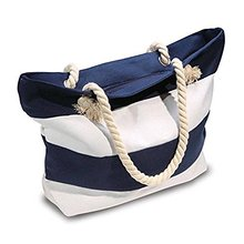 promotional women natutical organic muslin fabric rope handle design cotton canvas hand bag handbags wholesale