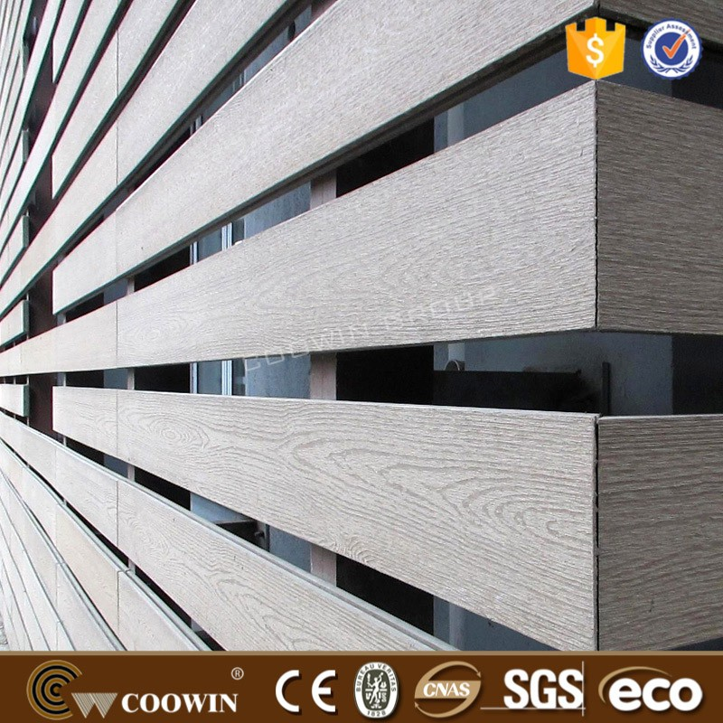 Low cost exterior wpc wall panels composite clapboard buy low cost exterior wpc wall panels for Composite wood panels exterior