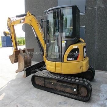 Prächtig Gebrauchter Cat 305 Bagger,Verkauf Von Gebrauchte Caterpillar 305 @QK_42