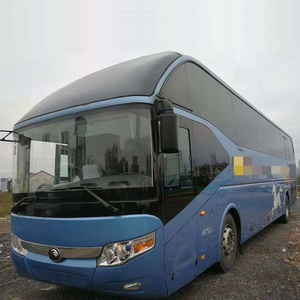 good condition YUTONG 55 seats used bus