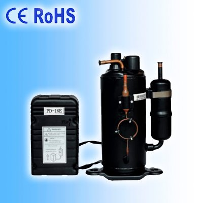 Air Cooled Compressor For Supermarket Display Cabinet Food Freezers HVAC R404a gas Freezing condensing unit