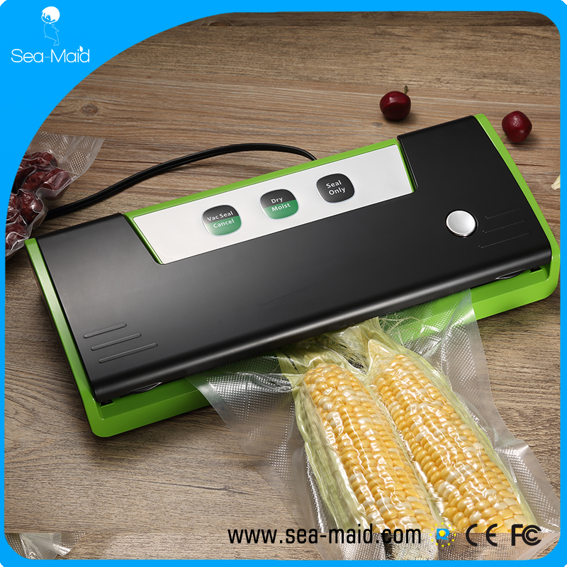 2017 New Handheld Type Vacuum Sealer for Sous Vide with GS,CE,RoHS,EMC,UL Certification