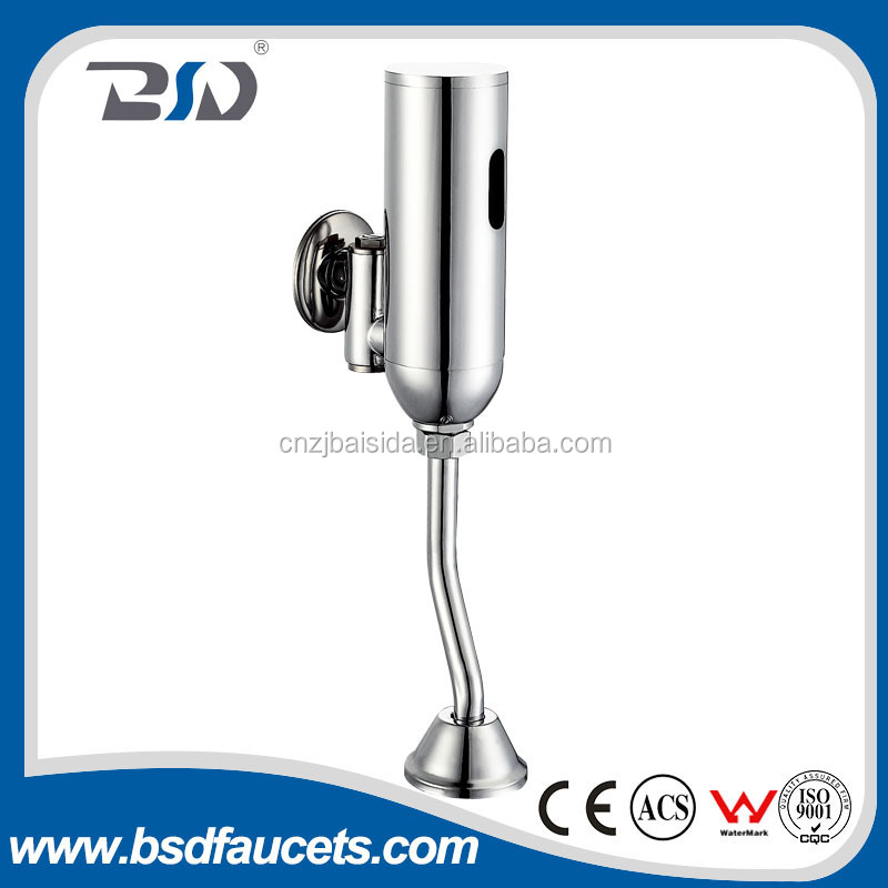 Brass Chrome Plated Chinese Saving Water Auto Stop Self Closing ...