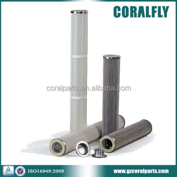 CORALFLY cement, power factory,casting 3 times filtration area pleated air filter replace air filter bag