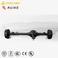 China gasoline three wheel motorcycle spare parts 150cc trike rear axle