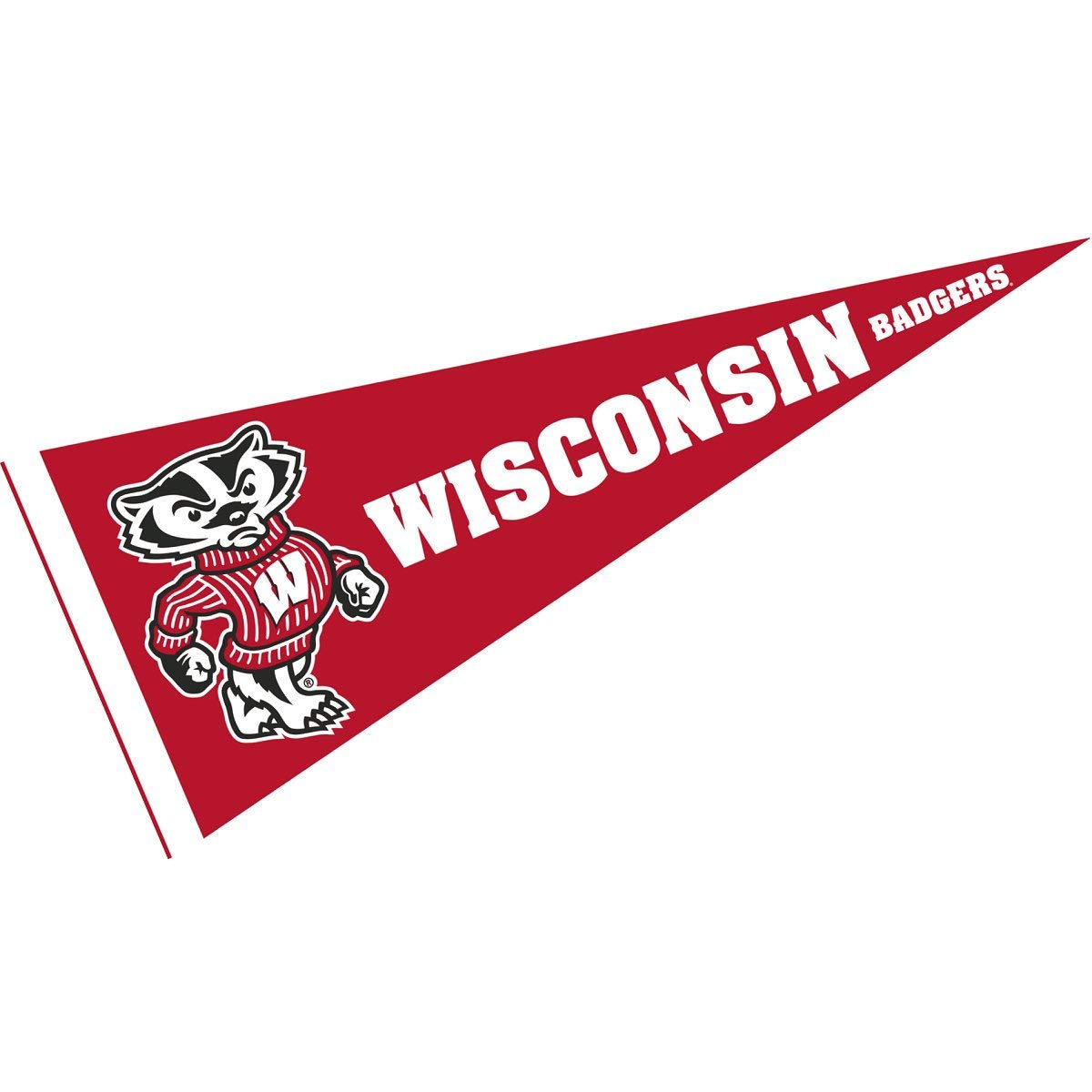 Buy Wisconsin Badgers Bucky Badger 24x18 Football Poster Authentic