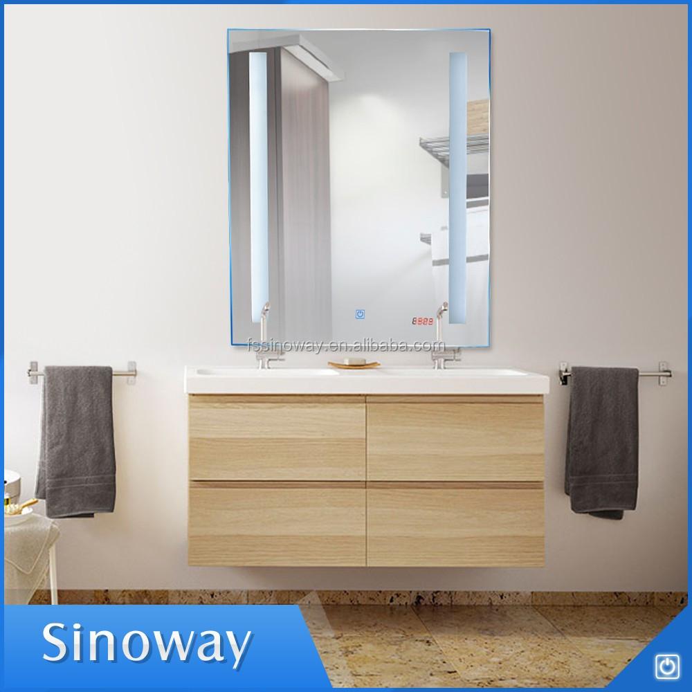 Contemporary Anti Fog Mirror Bathroom Ornament - Bathroom Design ...
