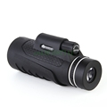 2016 New High Quality 40x60 Zoom Outdoor Telescope Monocular hd Vision Telescopes Hunting Military Monoculars Binocular