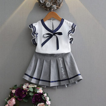 New Online Wholesale Shop Korean Kids Fashion Children Wear Clothing Design From china manufacturer