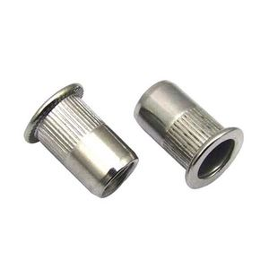China supplier din 934 hex blind rivet nuts