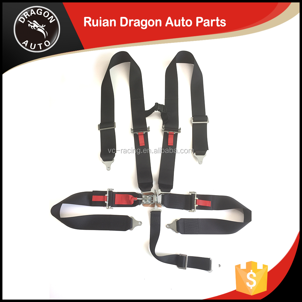 China Supplier 3 Inch 5 Latch Link 5 Point Seat Safety Belt Sefety ...