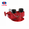 2 way breeching inlet in firefighting equipment from China fire breeching inlet