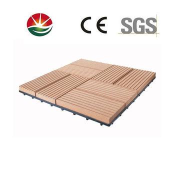 Wpc Quick/ Easy Diy Decking Tiles - Buy Wood Decking,Wpc ...