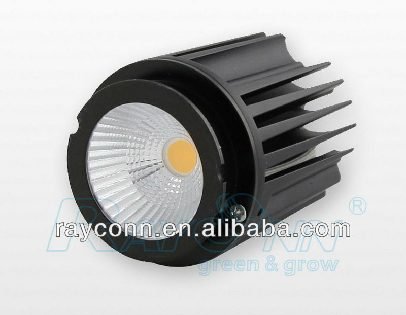2013 rayconn 12w led lamp CITIZEN COB, LED lamp for shop,restaurant,showcase,gallery,hotel,airport,salon