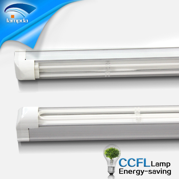Fashion Manufacture provide frame lamps CCFL lighting 6 ft fluorescent light fixture