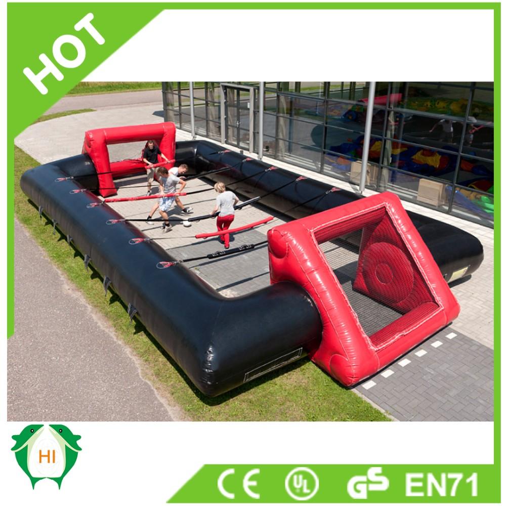 Hi Mini Inflatable Soccer Kick Arena For Sale Buy