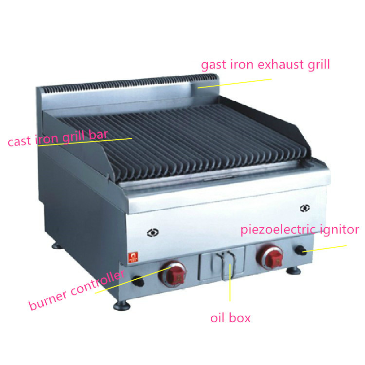 commercial gas bbq grillmeat grilltable top gas grill for sale - Small Gas Grills