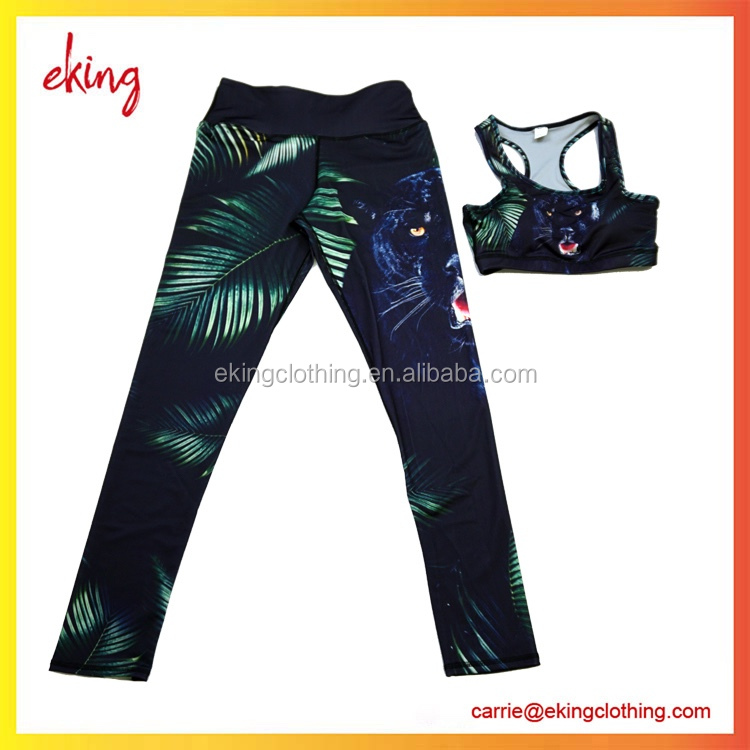OEM/ ODM bamboo yoga wear with best price