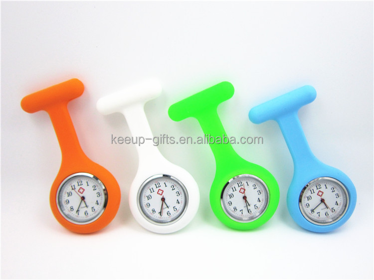48581ecd999 Melhor relógio branco barato do FOB da enfermeira do silicone da forma das  ofertas