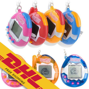Tamagotchi Electronic Virtual Cyber Digital Pet Machine Tamagochi Handheld Mini Funny E-Pet Game Toys Keychain