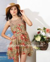 you must be brilliant by wearing spring and summer casual dress 2015 for ladies this very special women's casual dress