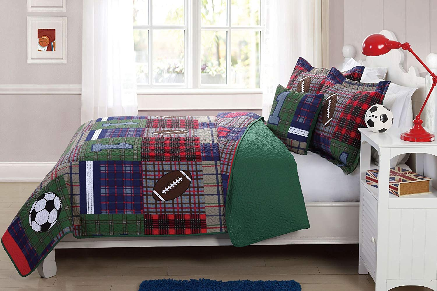 Cheap Boys Sports Quilt Find Boys Sports Quilt Deals On Line At Alibaba Com