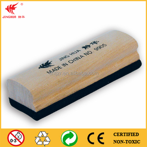 Blackboard Eraser shaped wooden chalkboard eraser