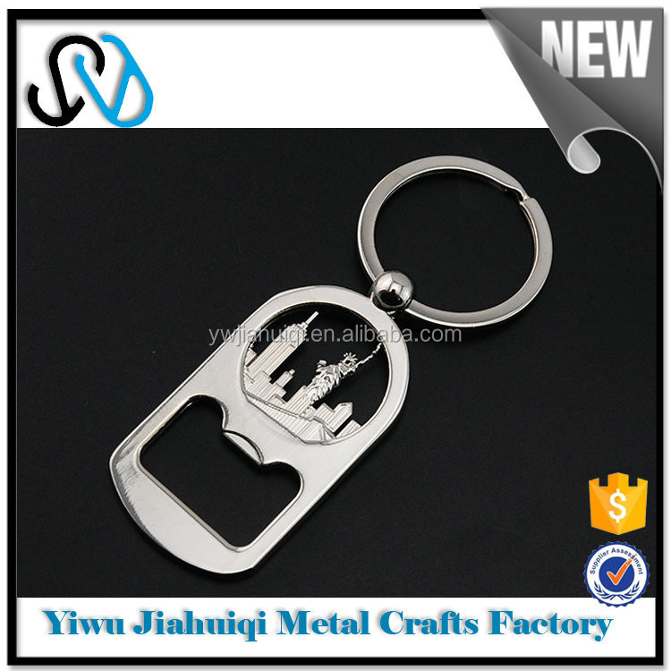 Selling fridge magnet beer bottle opener keychains shipping from china