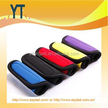 Breathable Car Seat Belt PadsWashable Buggy Straps Sponge Shoulder Pad