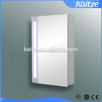 Bathroom Essential Item Wall Mirror Bathroom Cabinets With Lights ...