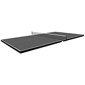 Martin Kilpatrick Pool Conversion Table Top with 3 Year Warranty, Net Set, Foam Pads, Protection Rails