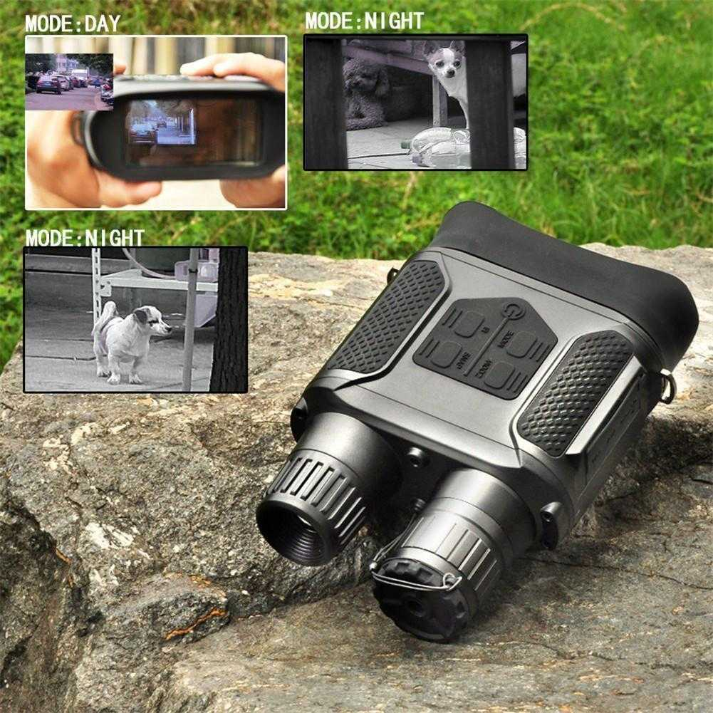 Zstar New Arrival OEM Supported 400m Long IR Range Digital Binocular Night Vision Scopes NV400-B