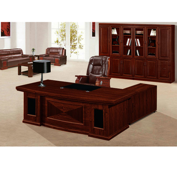 promo code baf36 640e9 Classic Wooden Executive Desk L Shape Executive Desk Set With Side Cabinet  With Drawer Waltons Office Furniture Catalogue - Buy Waltons Office ...