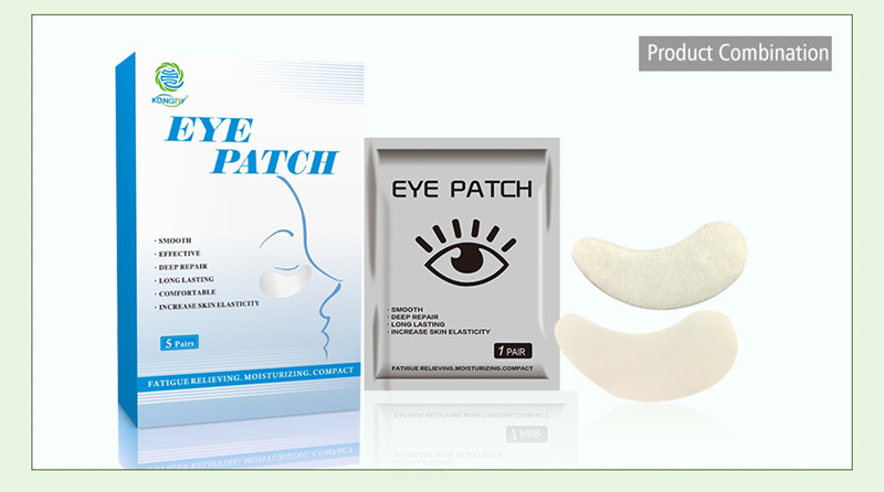 Hot sales new products good effect dark circle gel eye patches