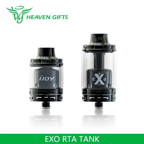 Buy Ijoy Reaper plus RTA tank atomizer 3.8ml top cooling airflow ...