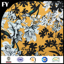 Factory direct custom fashion digital 100% cotton hand block print fabric