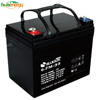 Bluesun 12v 30ah 33ah Lead Acid Battery with ISO CE ROHS Certificates
