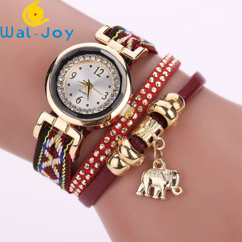 WJ-7410 Latest Model Creative Watch Current Popular Lighter Wristwatch Bracelet Quartz Watch For Women
