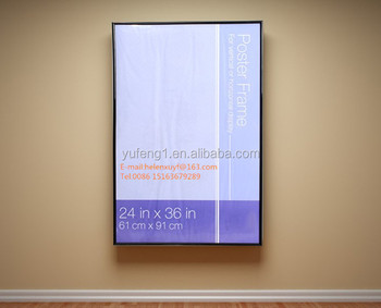 A2 Poster Frame Size