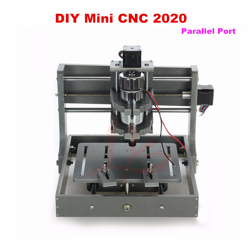 Diy Cnc Router Machine 2020 With Parallel Port For Wood Metal Stone